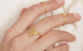 การใส่แหวน ผู้หญิง