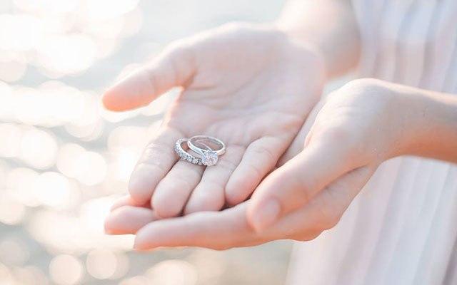 การเลือกแหวน