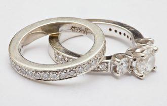 แหวนเพชร แต่งงาน
