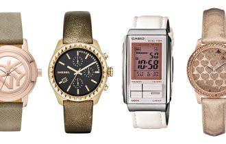 นาฬิกาผู้หญิง ยี่ห้อไหนดี
