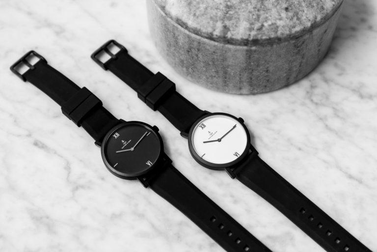 นาฬิกาสไตล์มินิมอล